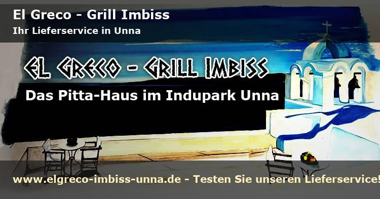 EL GRECO - GRILL IMBISS Lieferservice in Unna